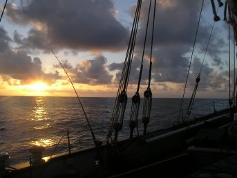 Picture Canaries Sunrise 1
