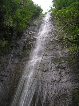 200-ft waterfall