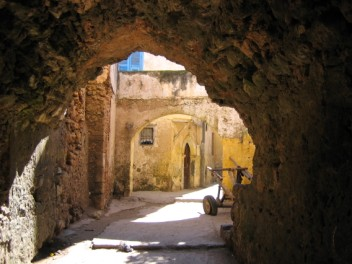 Old Town, Near the Hammam