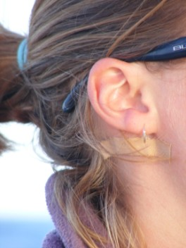 plasters behind the ears - best sea-sickness!!!