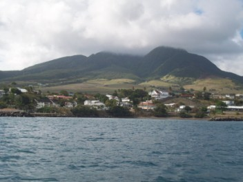 Around St Kitts