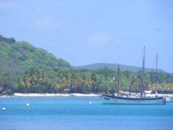 Mustique... The picture postcard Caribbean