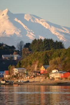 Puerto Montt, on a good day